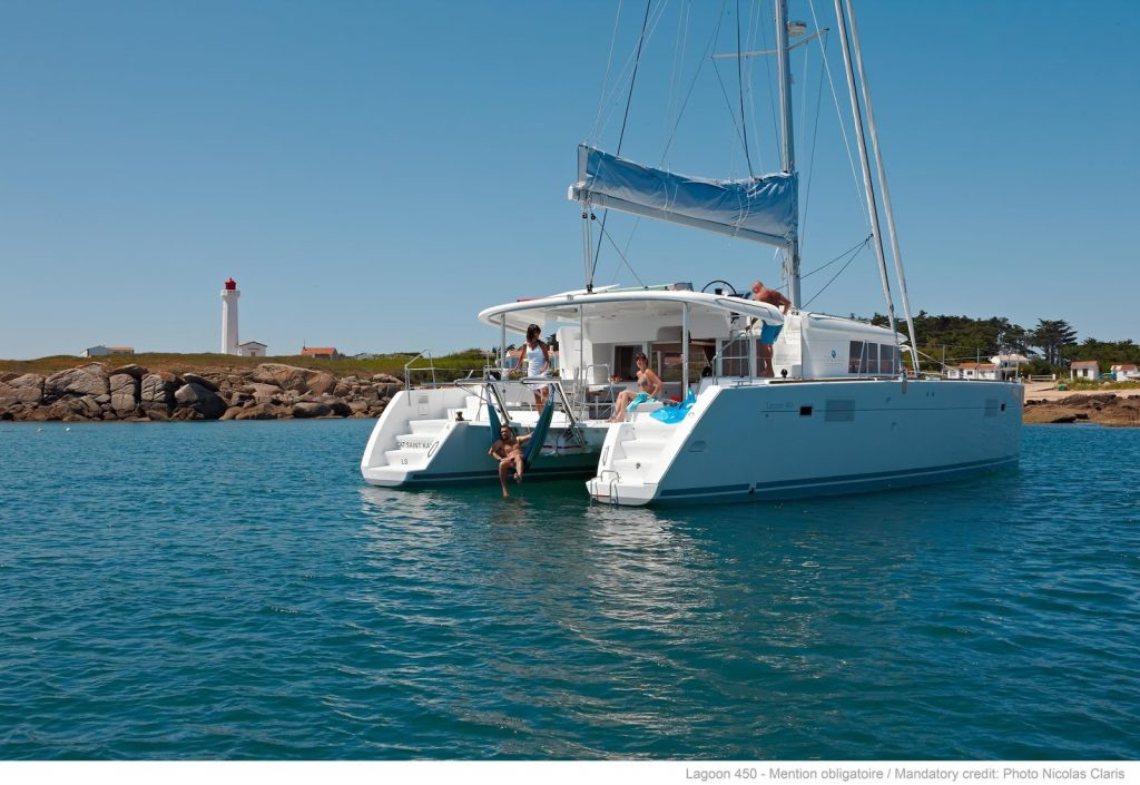velero lagoon 450