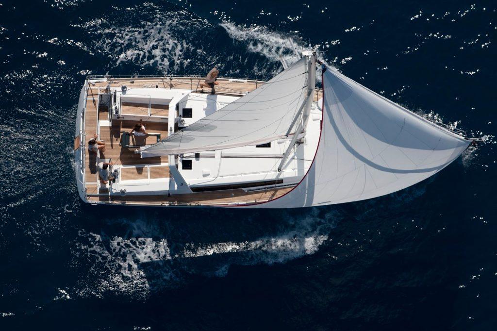 velero oceanis 45