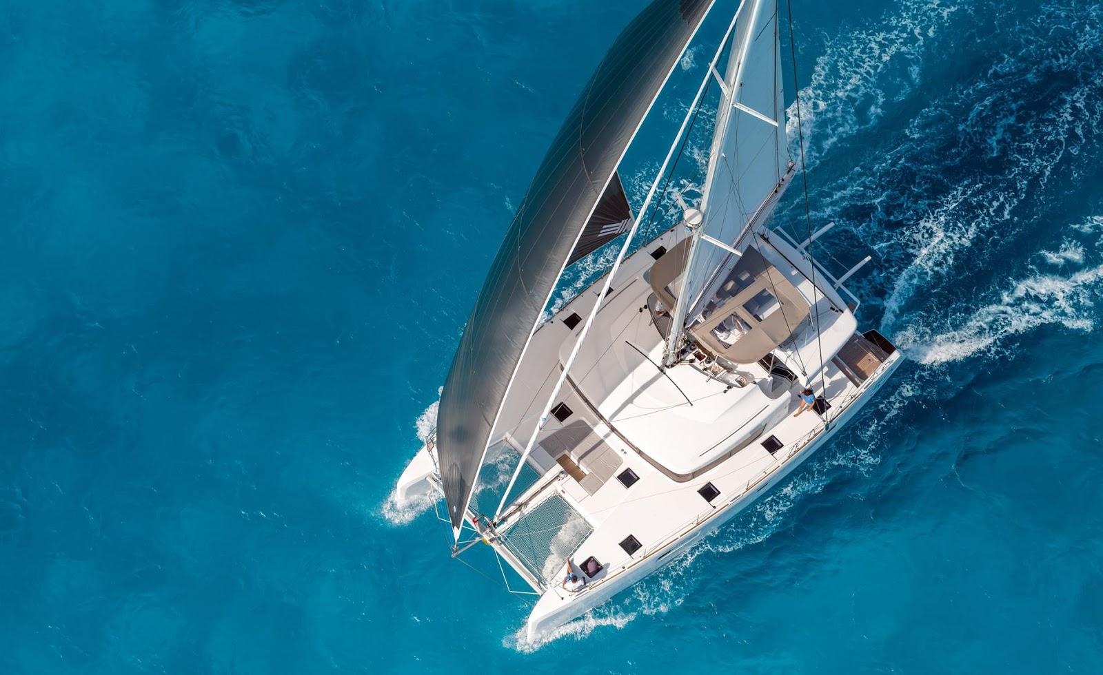 Alquiler de catamaranes en Ibiza. Alquilar catamarán en Ibiza