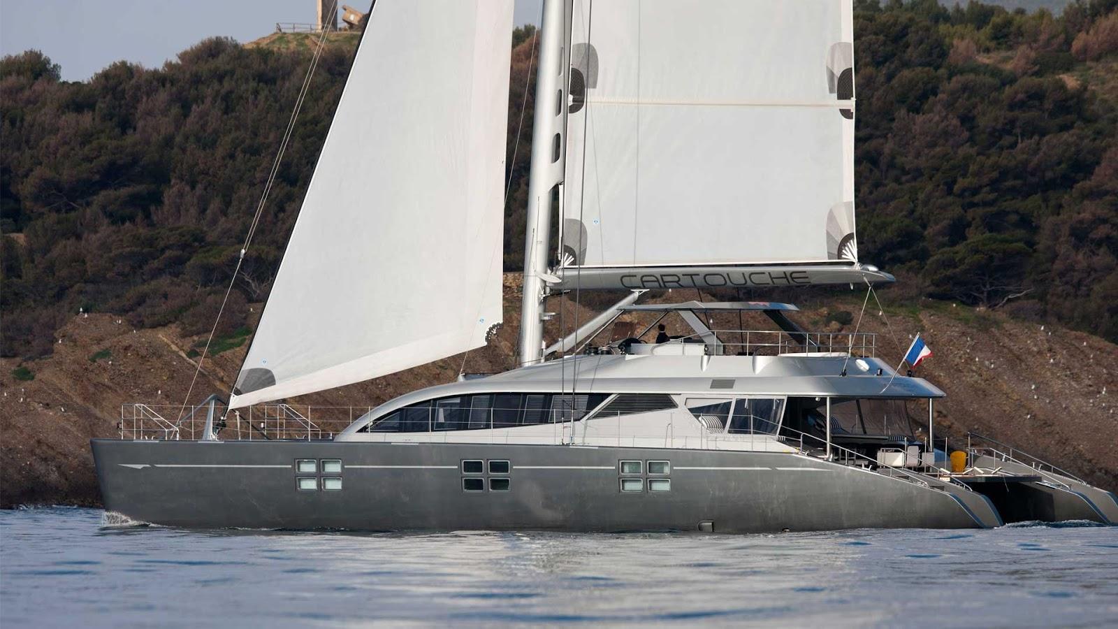 Alquiler de catamaranes baratos. Alquilar catamaran de lujo