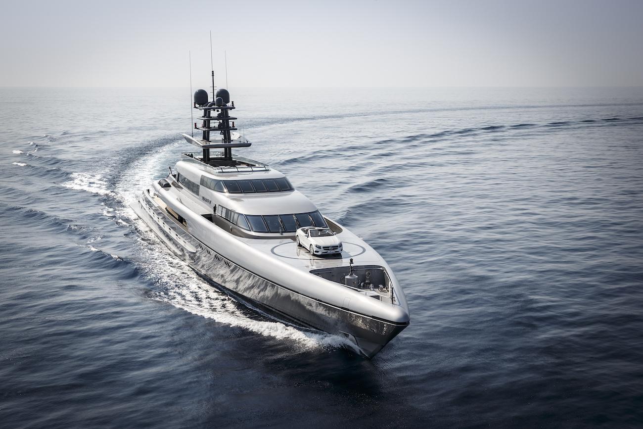 yate hanseatic marine