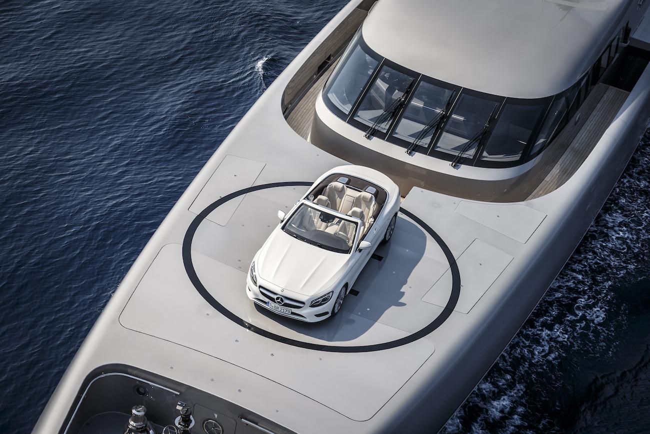Alquiler de barcos y yates en Ibiza con el yate Silver Yachts