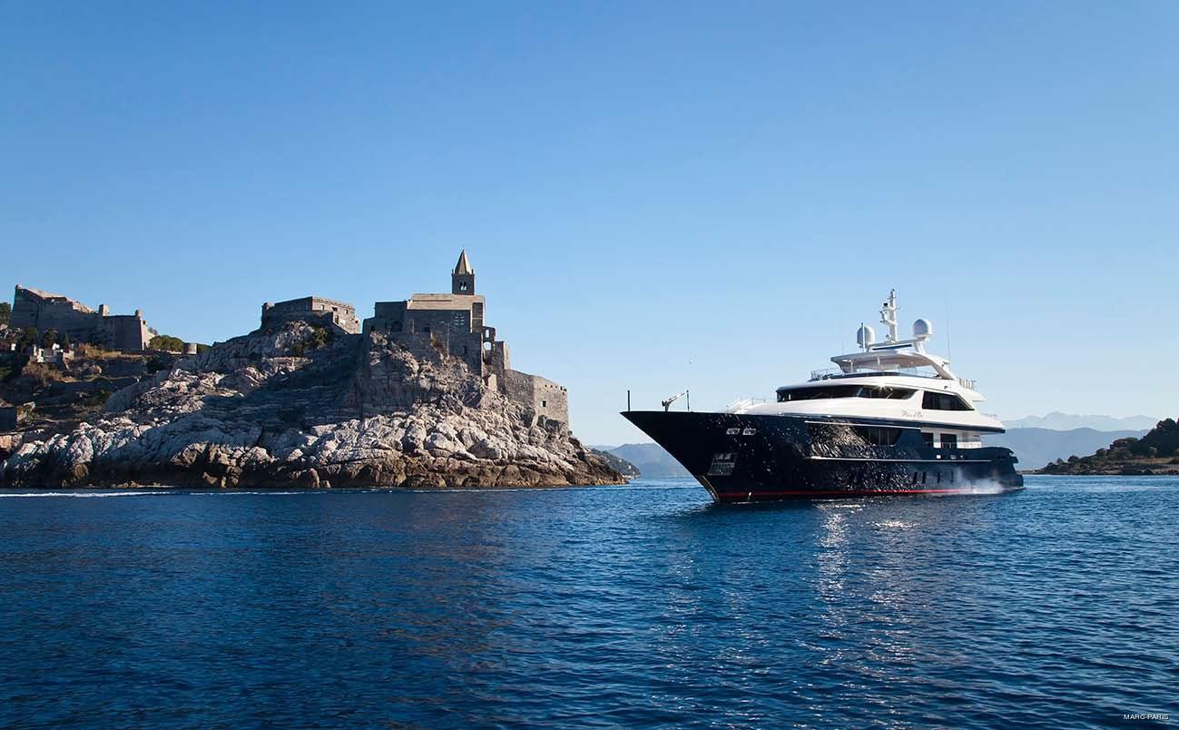 Alquiler de yates de lujo en Croacia. Yates de lujo de alquiler en Croacia.