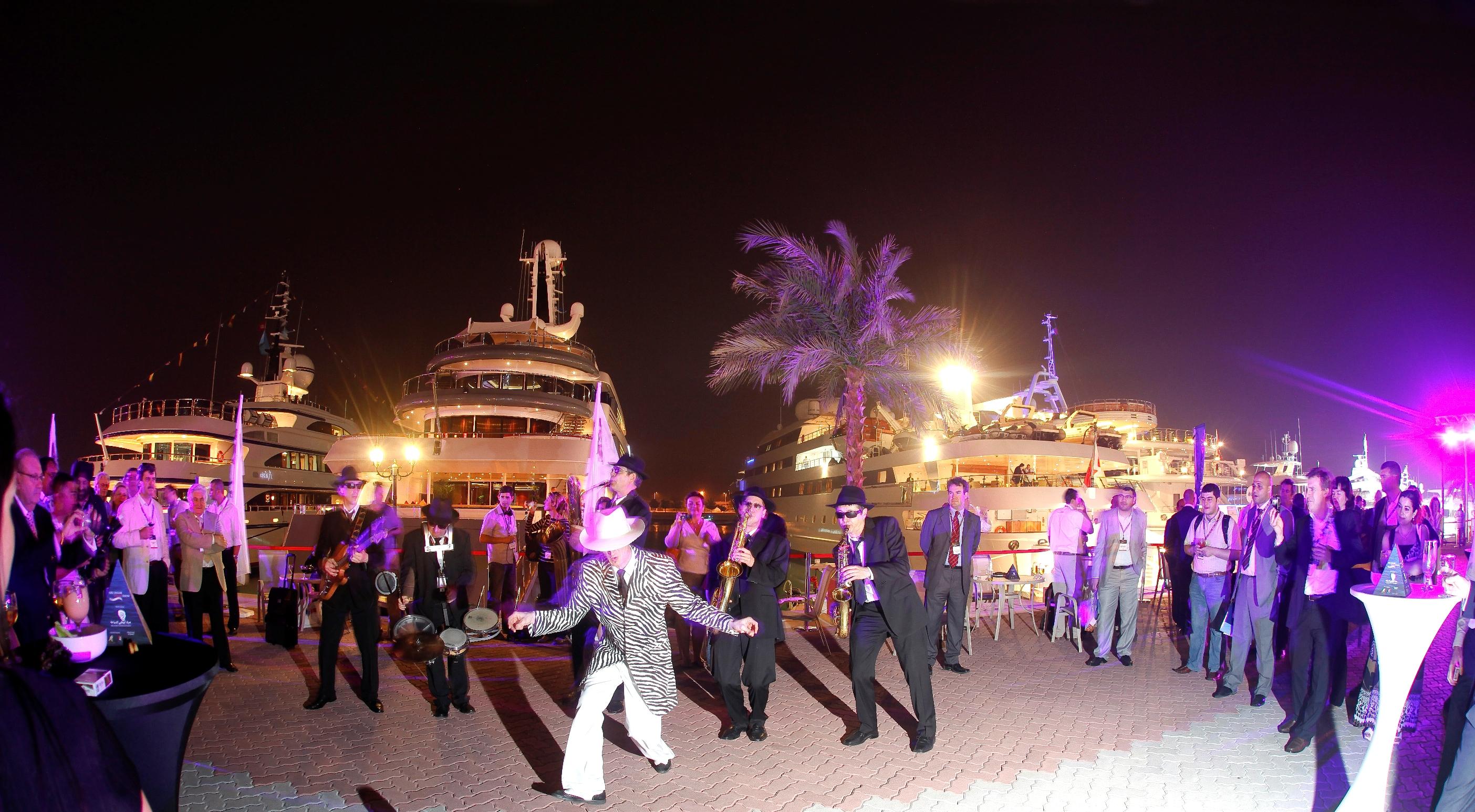 Alquiler de yates de lujo en Abu Dhabi