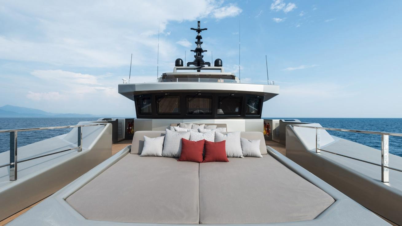 Alquiler de barcos y yates de lujo Admiral. Alquiler de superyates de lujo