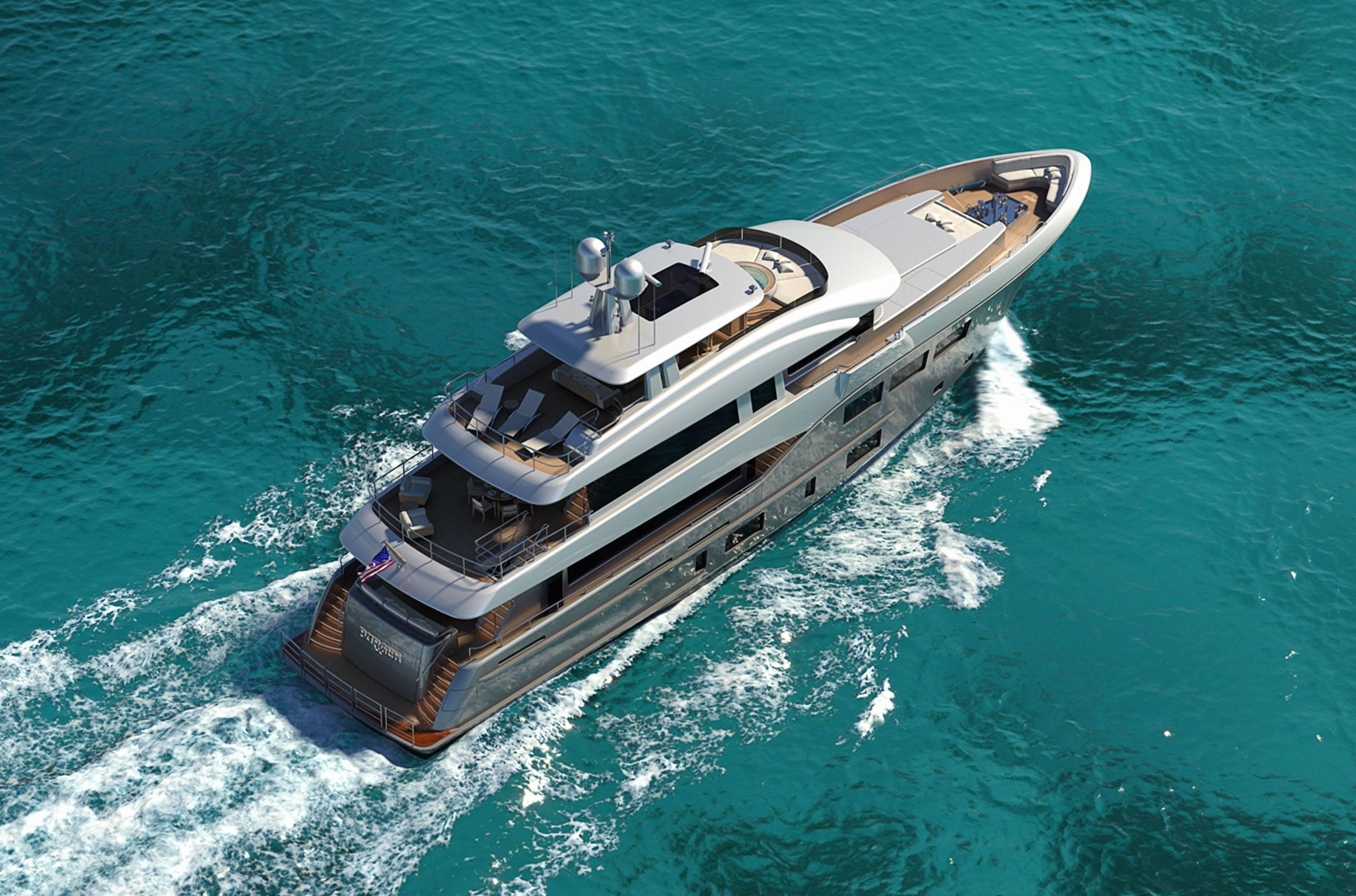 Alquiler de yates de lujo Burger Yachts