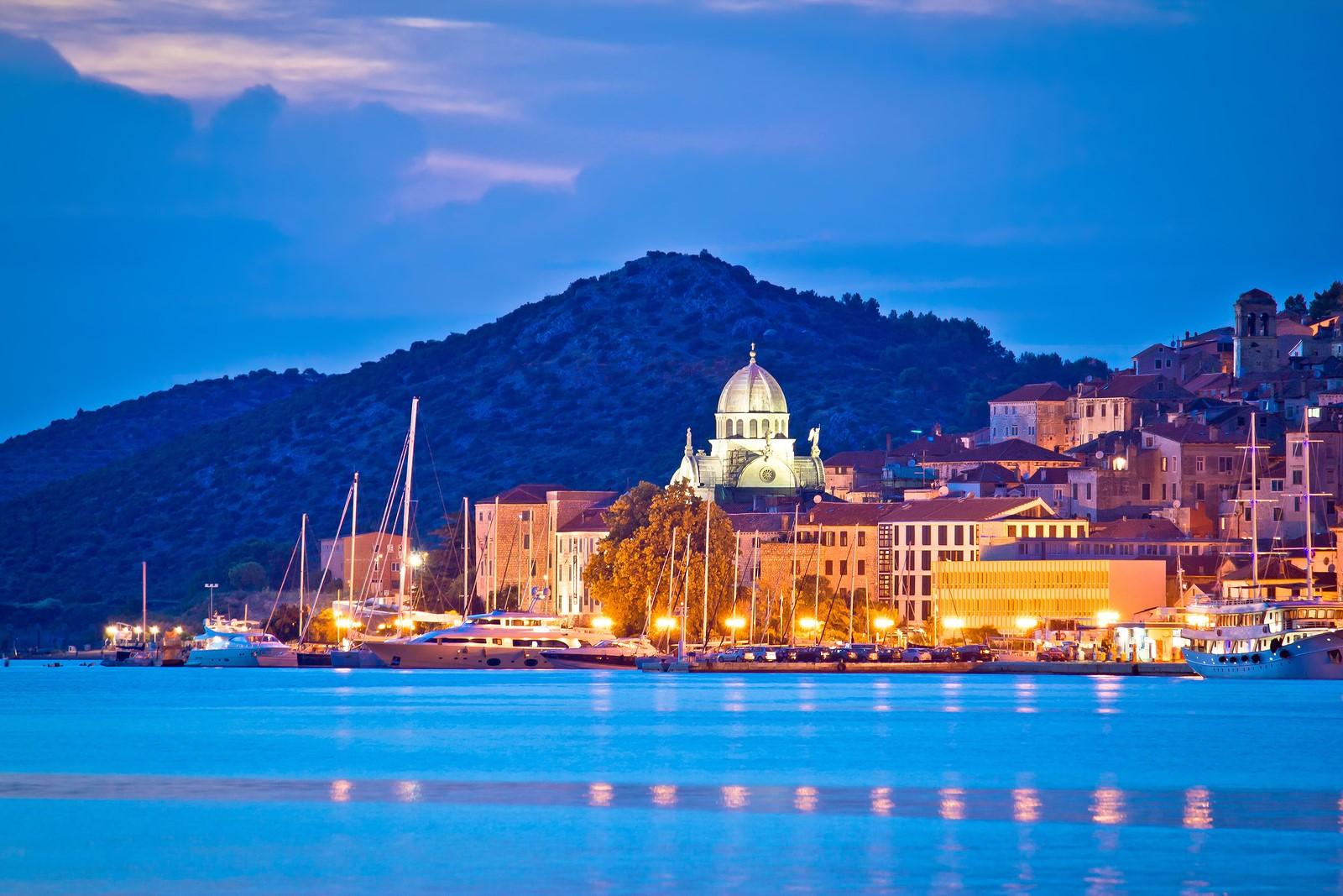 Alquiler de yates en Croacia