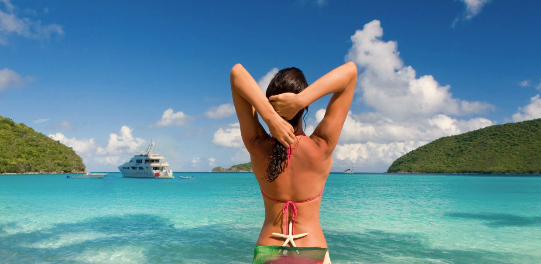 Alquiler de yates en Granada. Alquiler de yates en Caribe. Barcos baratos de alquiler en Granada.