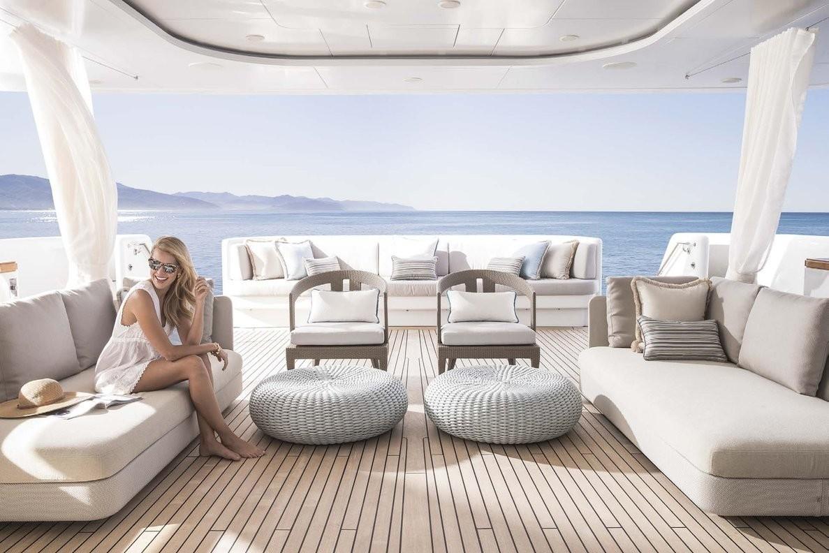 Alquiler de barcos y yates de lujo.