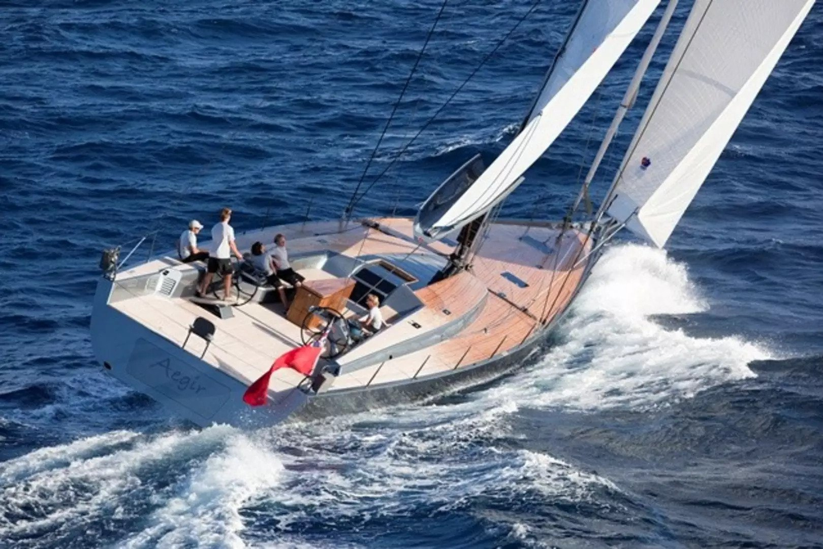 Alquiler de veleros Carbon Ocean en Ibiza