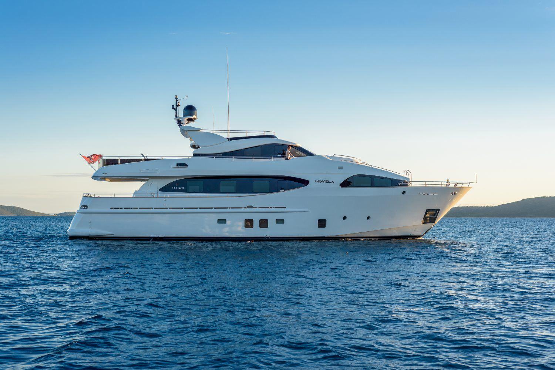 Alquiler de barcos y yates CBI Navi