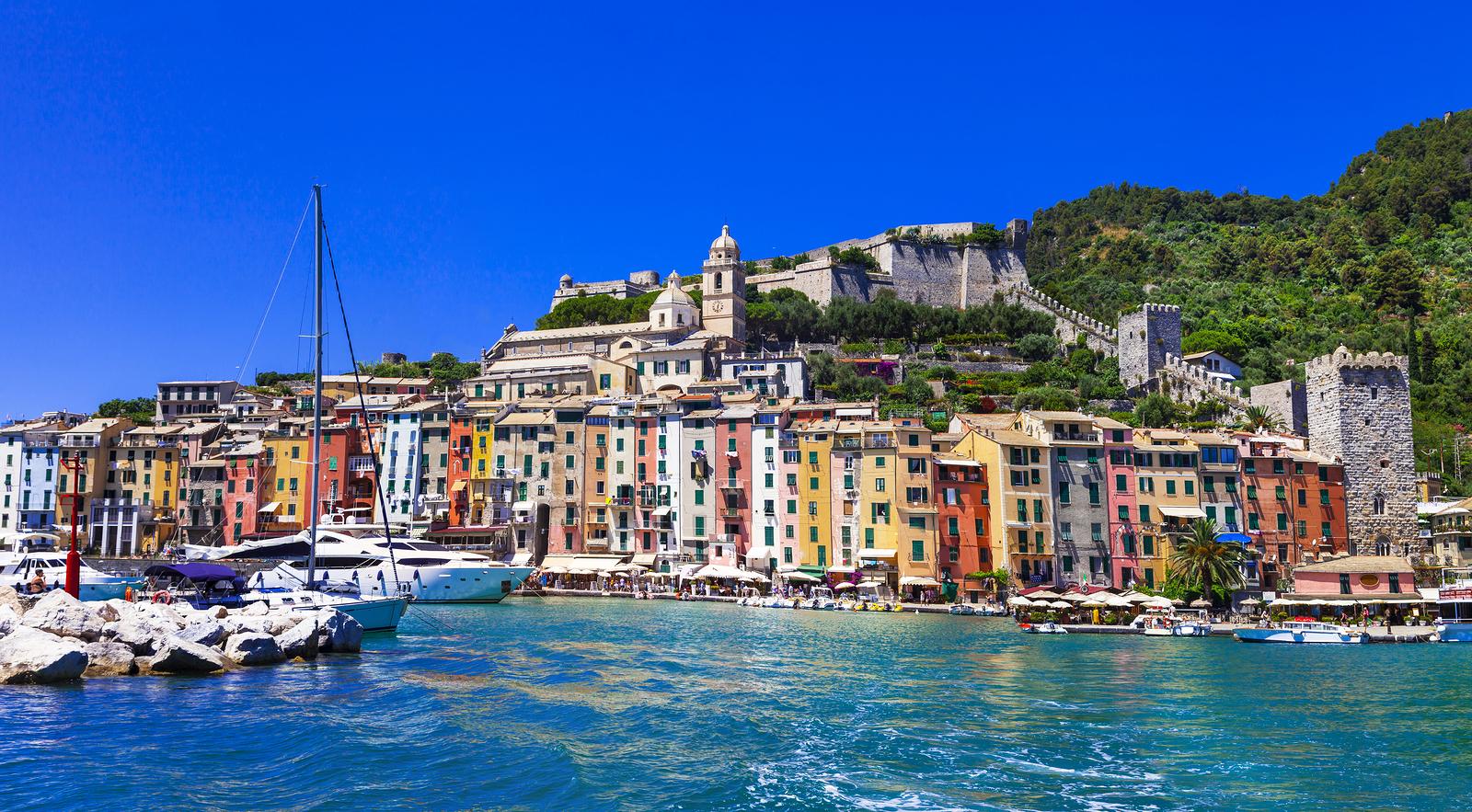 Alquiler de yates en Cinque Terre