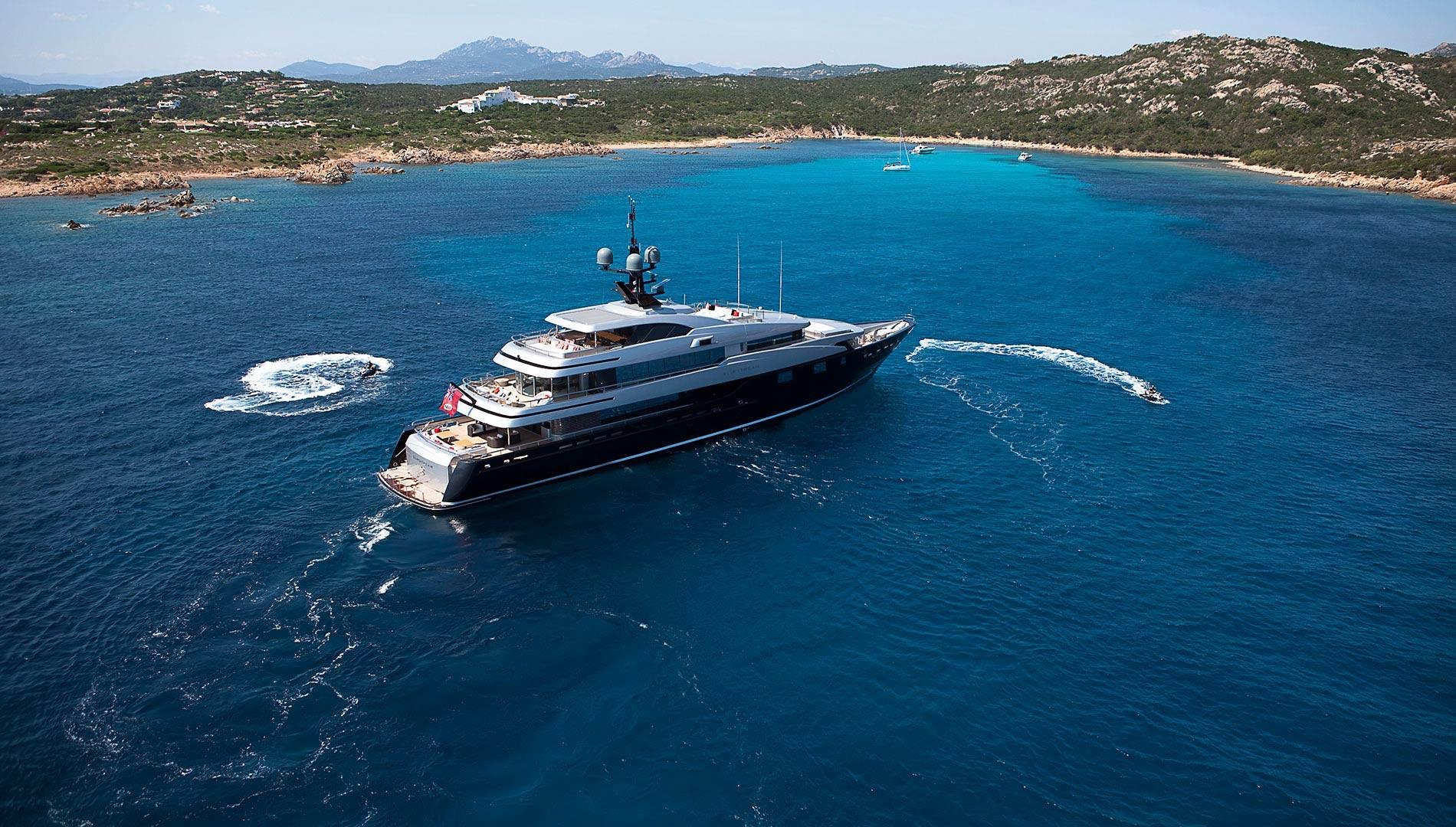 Alquiler de barco y yates Yates CMN en Ibiza