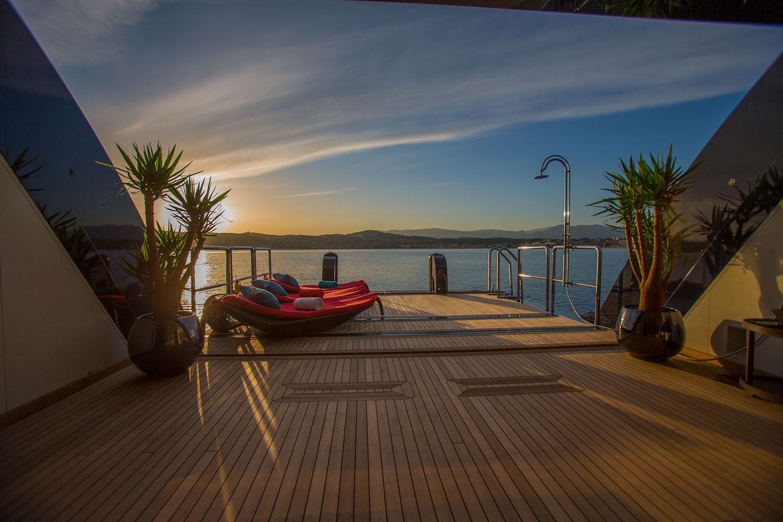 Alquiler de Yates de lujo Trinity Yachts en Ibiza