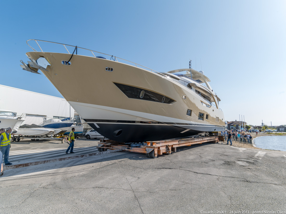 Couach Yachts Francia