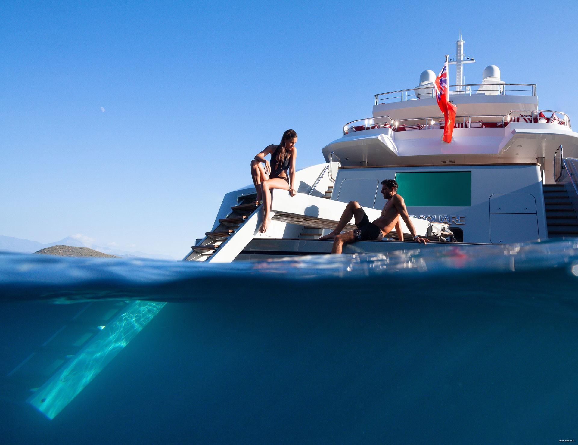 Alquiler de barcos y yates de lujo en Islas Bahamas