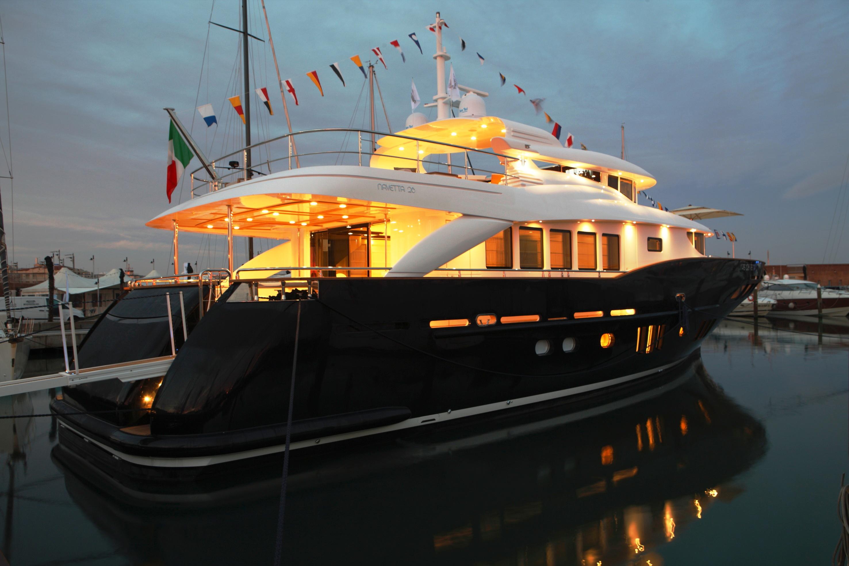 Filippetti Yachts  en Ibiza