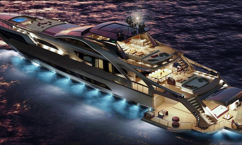 Alquiler de barcos y yates Pershing en Ibiza