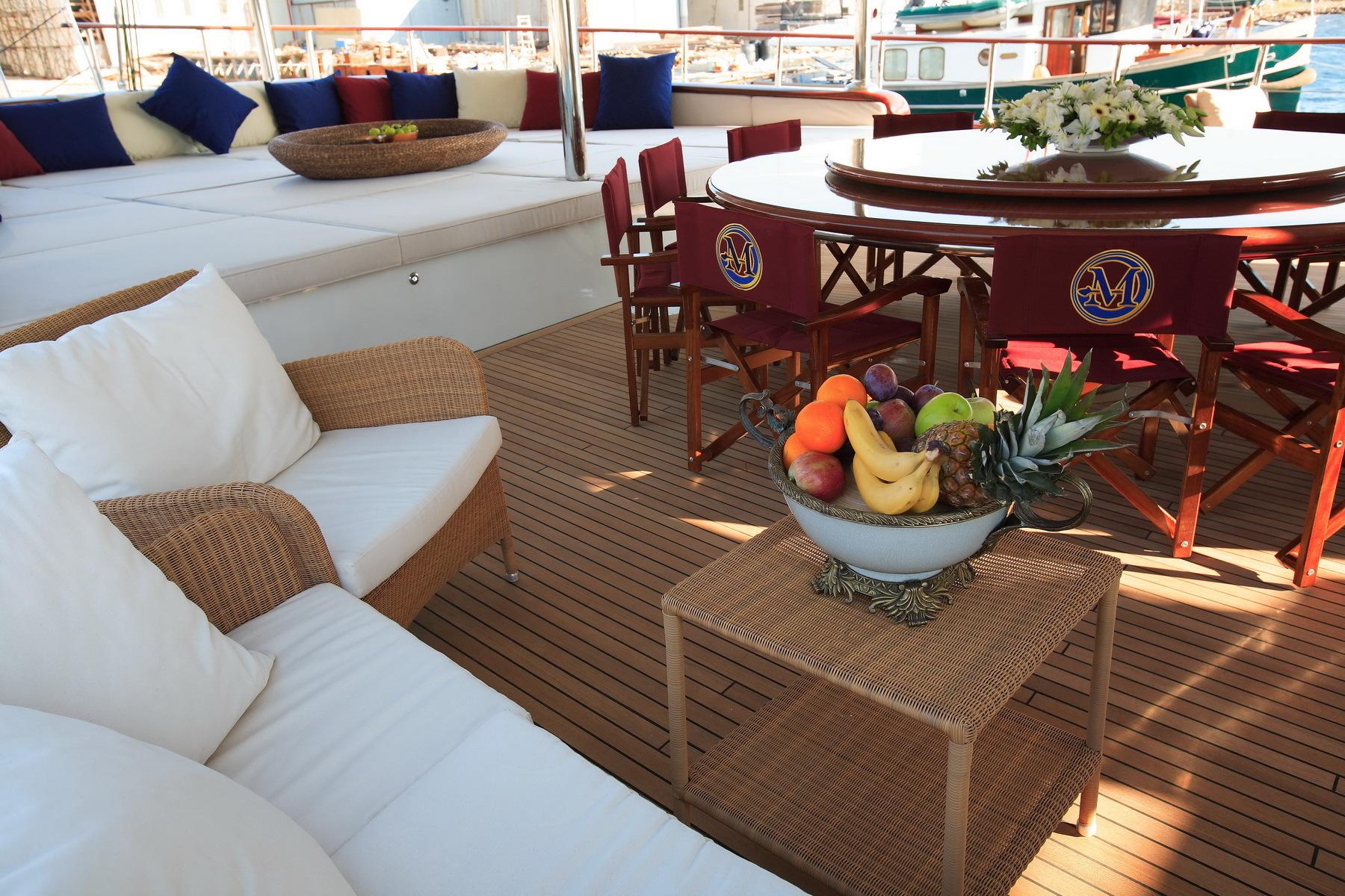 Alquiler de veleros de lujo en Turquía