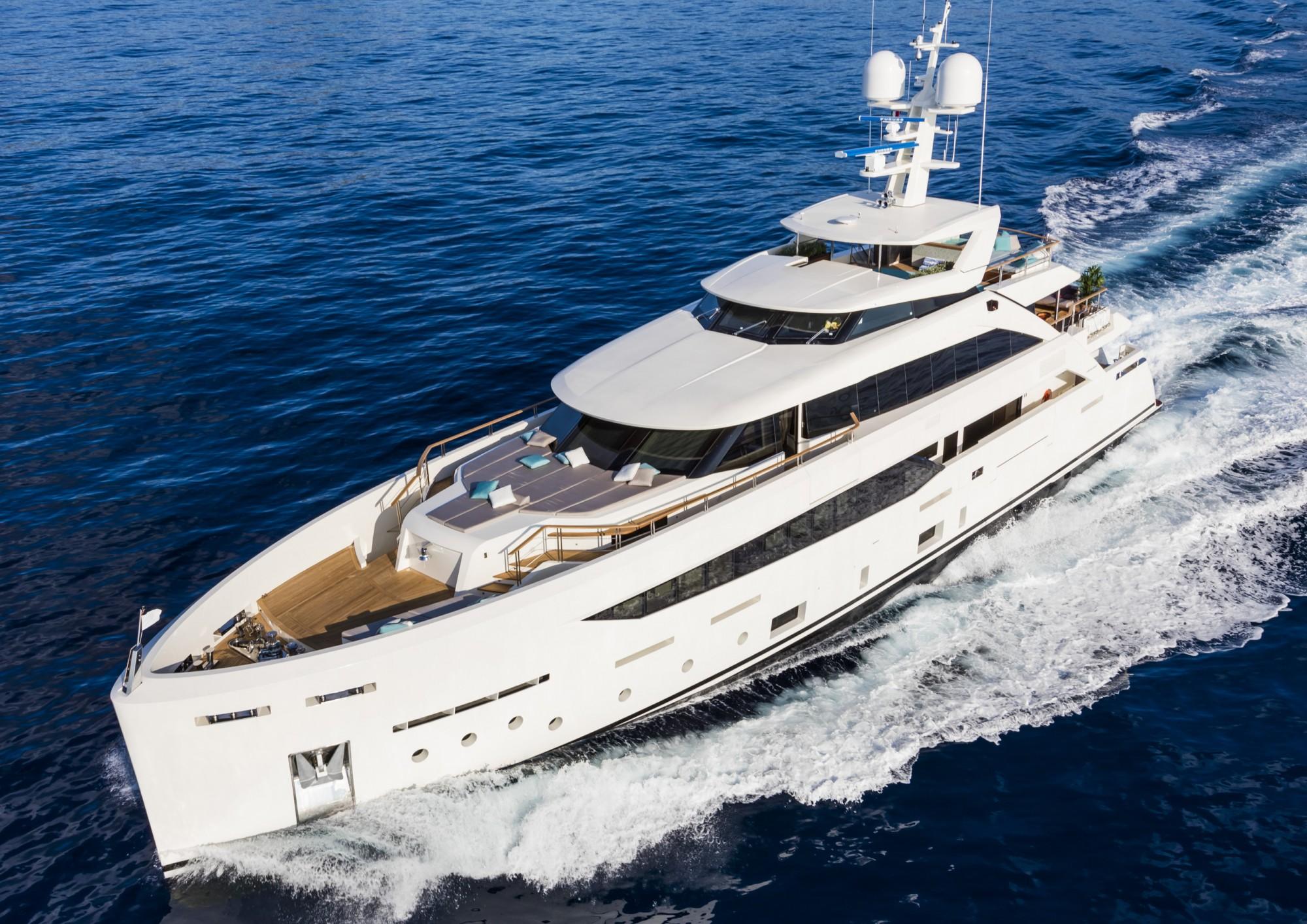 Alquiler de barcos y yates de lujo Mondomarine.