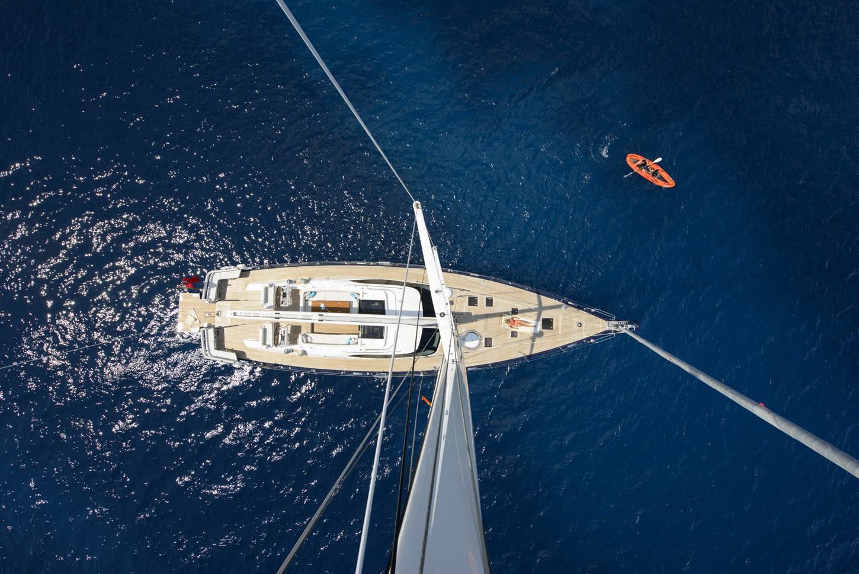 Alquiler de veleros de lujo Oyster. Alquiler de barcos de lujo Oyster.