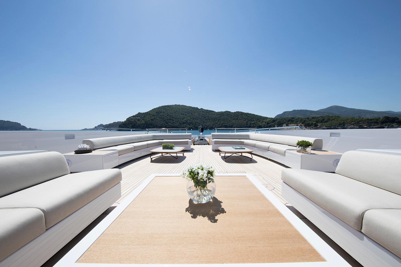 Alquiler de barcos y yates SanLorenzo en Ibiza