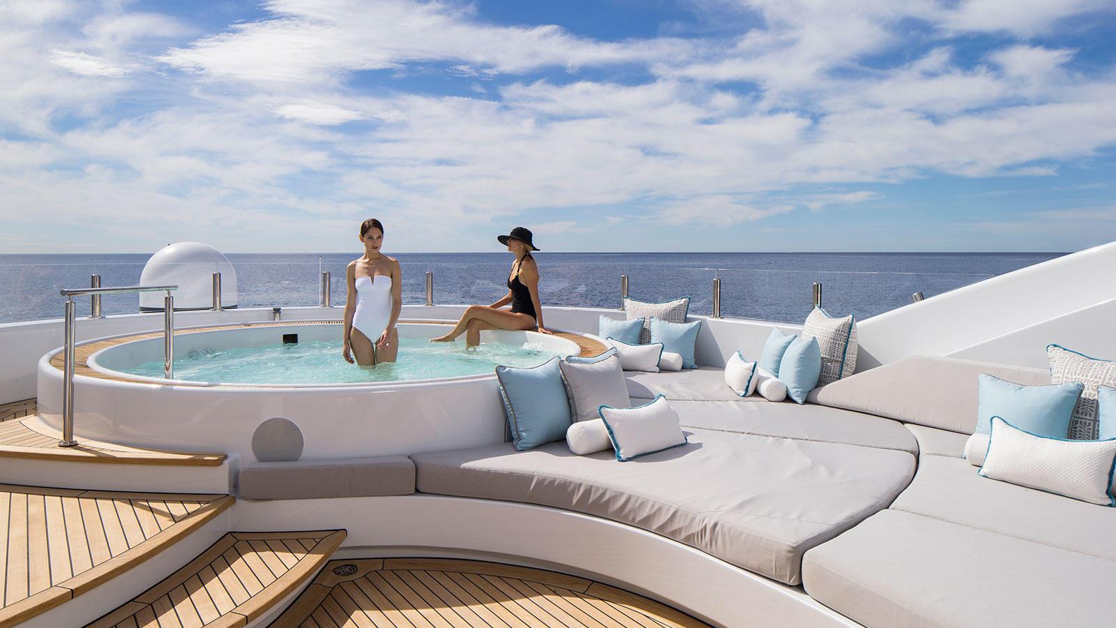 Alquiler de yates Turquoise Yachts