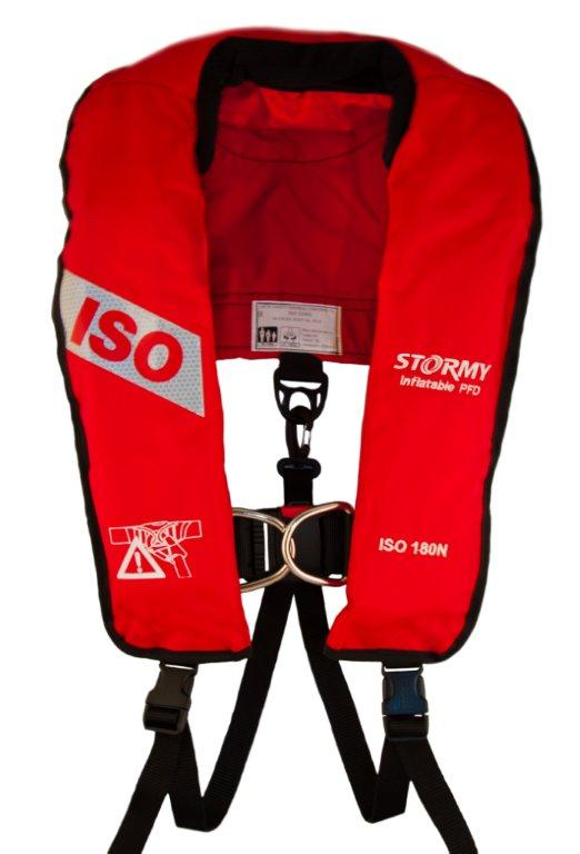 Sailing Specific Range by Stormy Lifejackets
