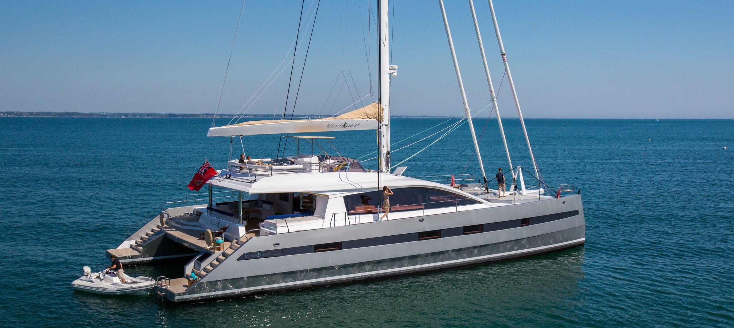 Alquiler de catamaranes