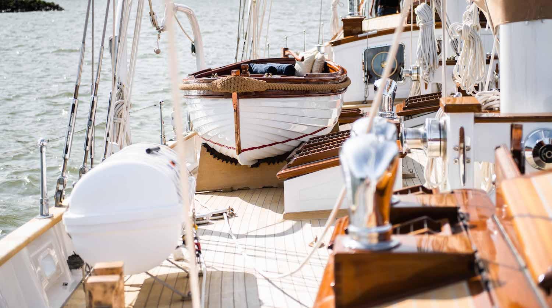 Alquiler de veleros de lujo