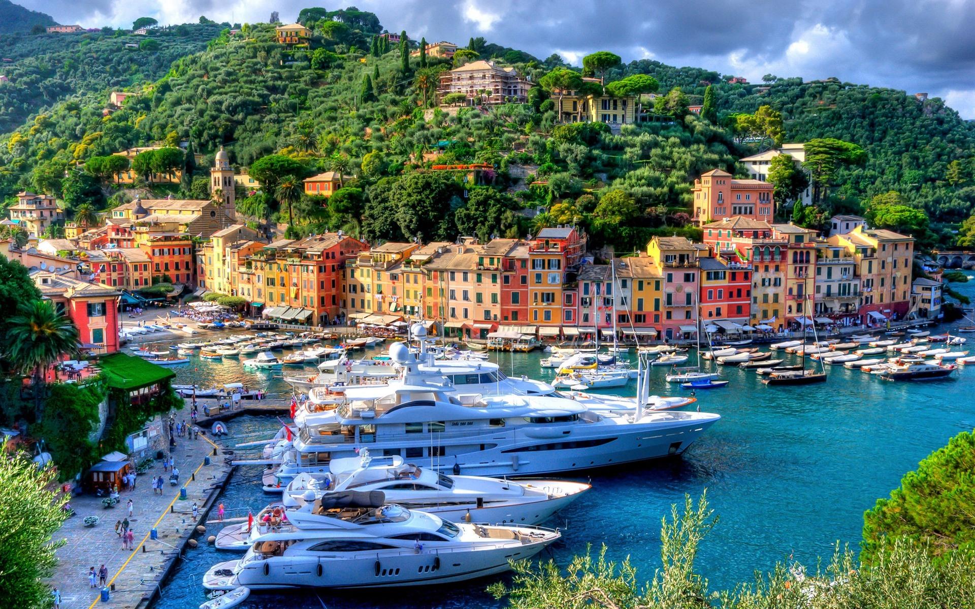 Alquiler de yates en Italia